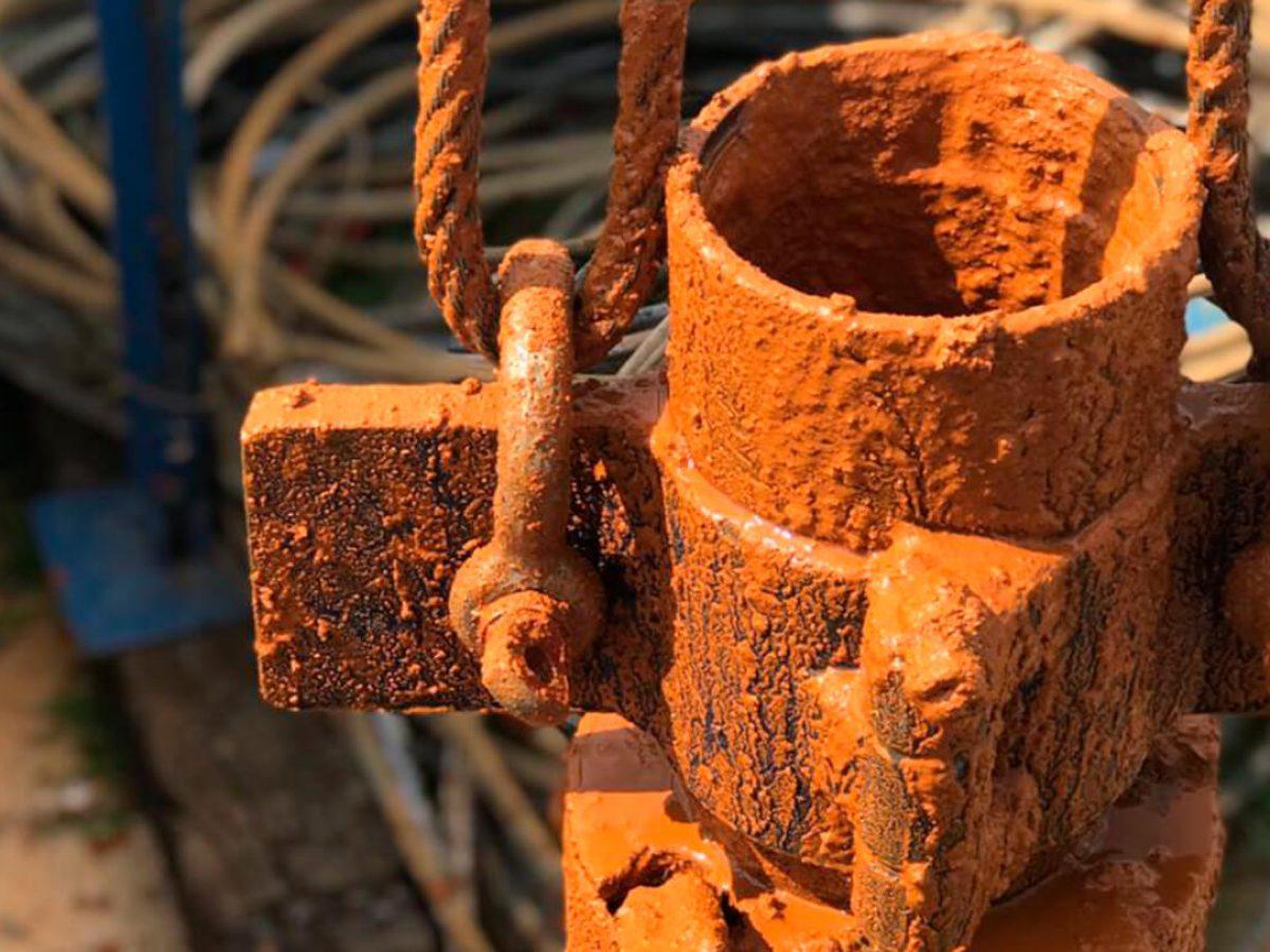 Rehabilitación de pozos de agua gal